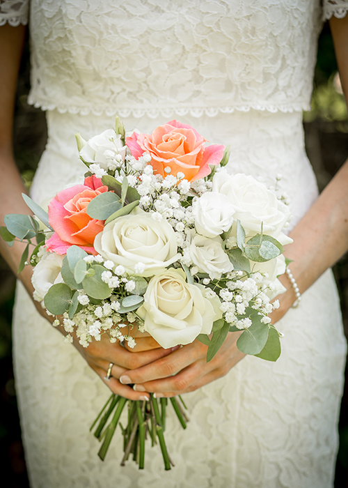 wylam brewery wedding bouquet