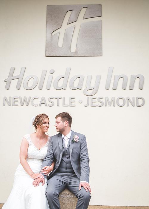holiday inn jesmond wedding photos