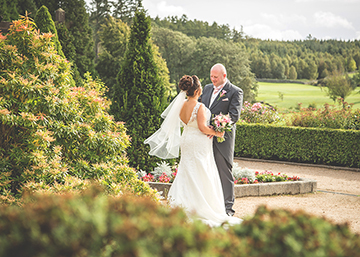 wedding photographer hexham