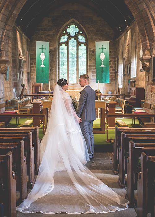 bride groom st marys ponteland
