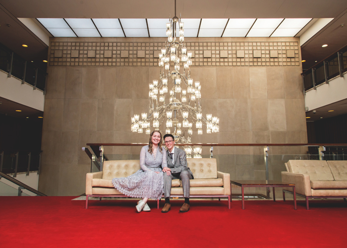 brides civic centre couch chandelier