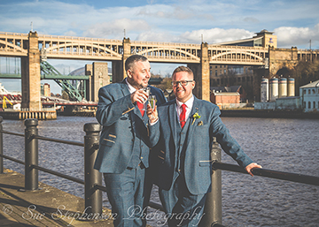 copthorne hotel newcastle wedding