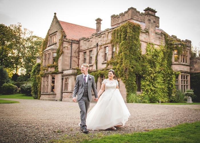 ellingham hall bride groom