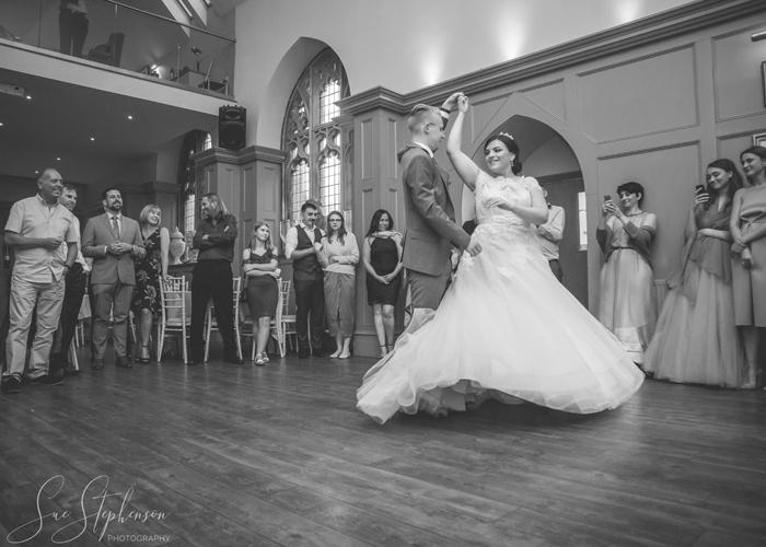 ellingham hall first dance
