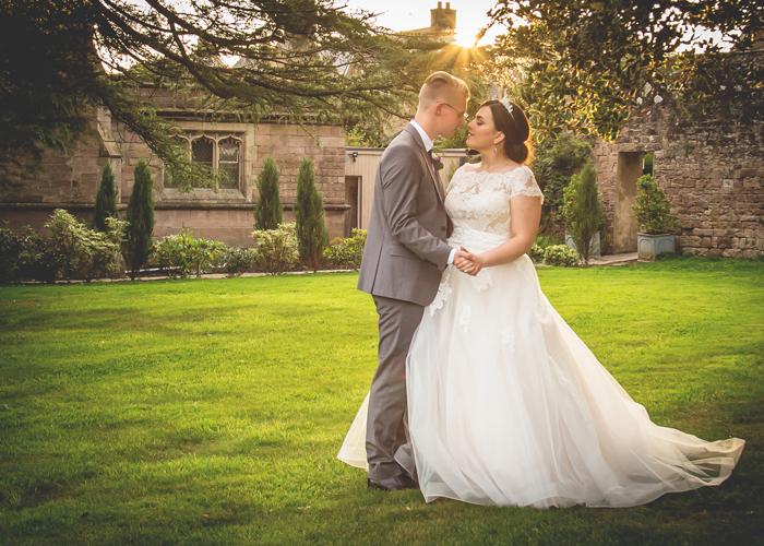 ellingham hall sunset couple