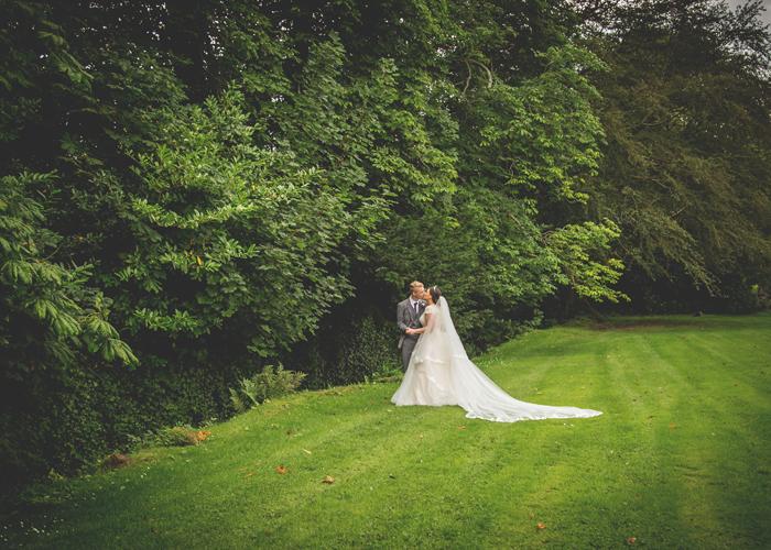 ellingham hall wedding gardens