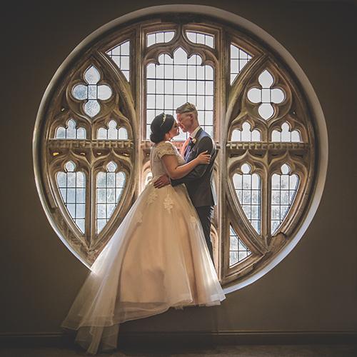 ellingham hall wedding photos