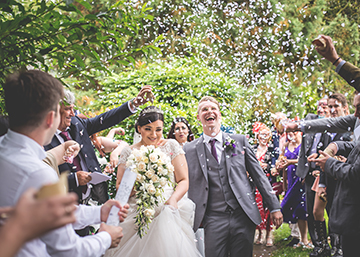 ellingham hall northumberland wedding
