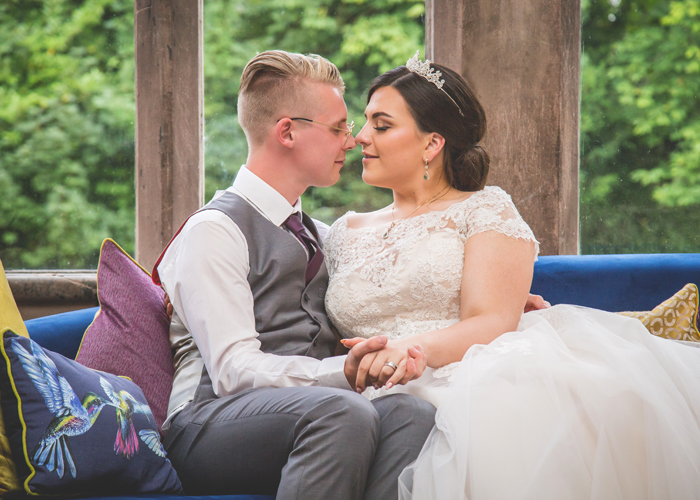 relaxed wedding photography newcastle