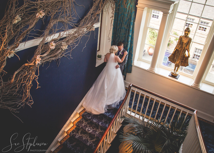 newton hall bride groom stolen moment