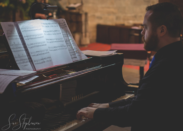 hexham abbey piano