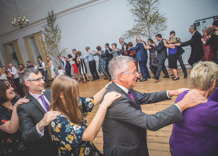 ceilidh hexham wedding