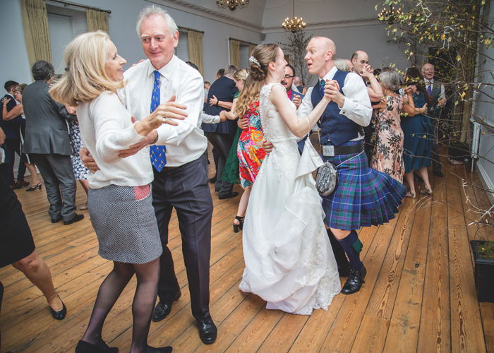 ceilidh first dance