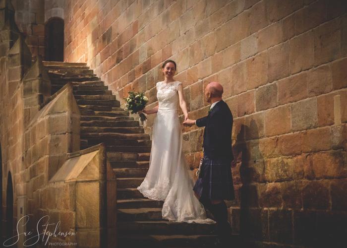 hexham abbey wedding photography