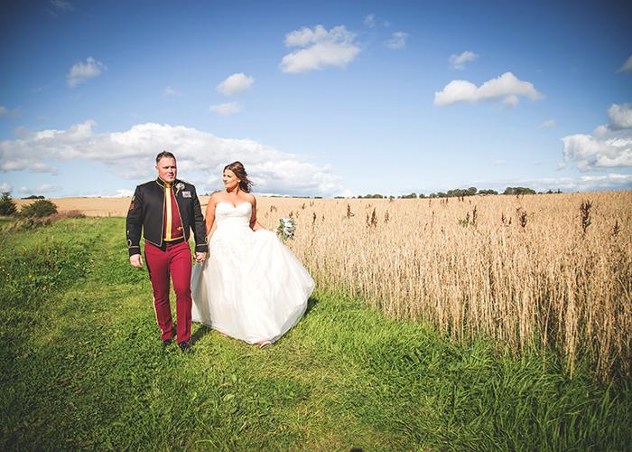 northside farm wedding