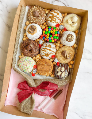 Donut Bouquets