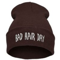 "Brun hue ""Bad hair day"""
