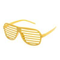 Gule retro partybriller