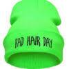 "Blå hue""Bad hair day"" 2"