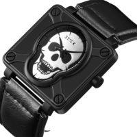 Herre ur med pirat.