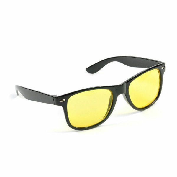 Wayfarer natkørebrille. 1
