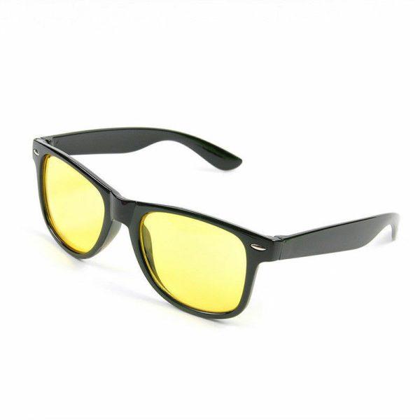 Wayfarer natkørebriller