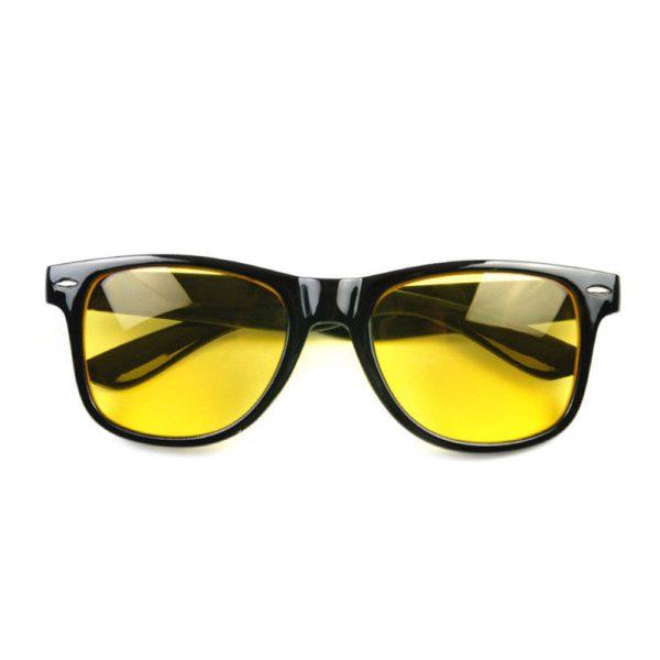 Wayfarer natkørebrille. 3