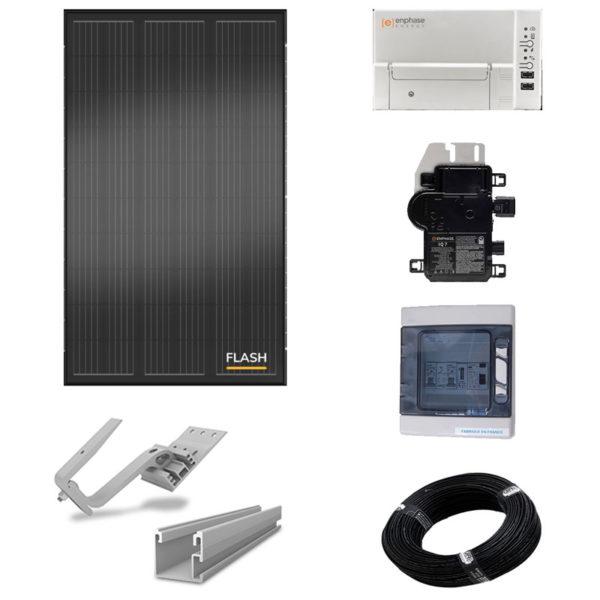 kit solaire pour toiture sans batterie