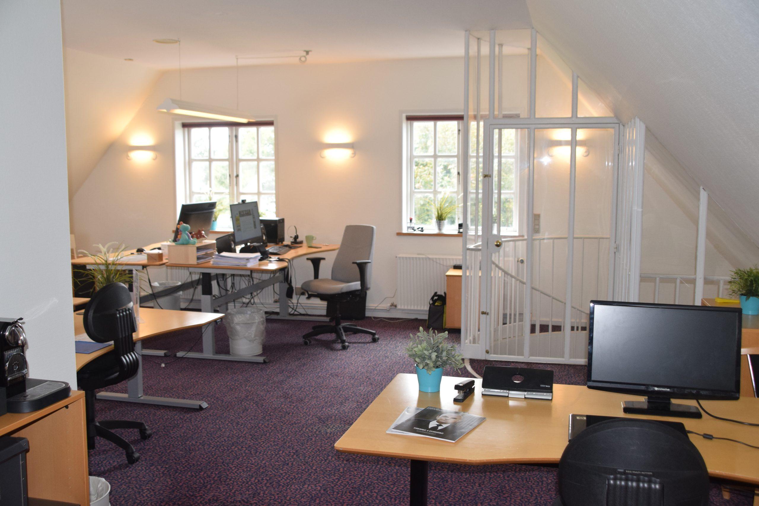 Indrettet kontorlokale
