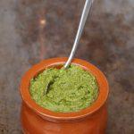 Mint - coriander chutney