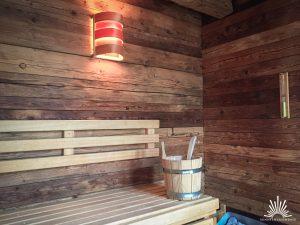 Sauna im Chalet Grand Flüh