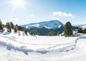Winterwunderland Südtirol