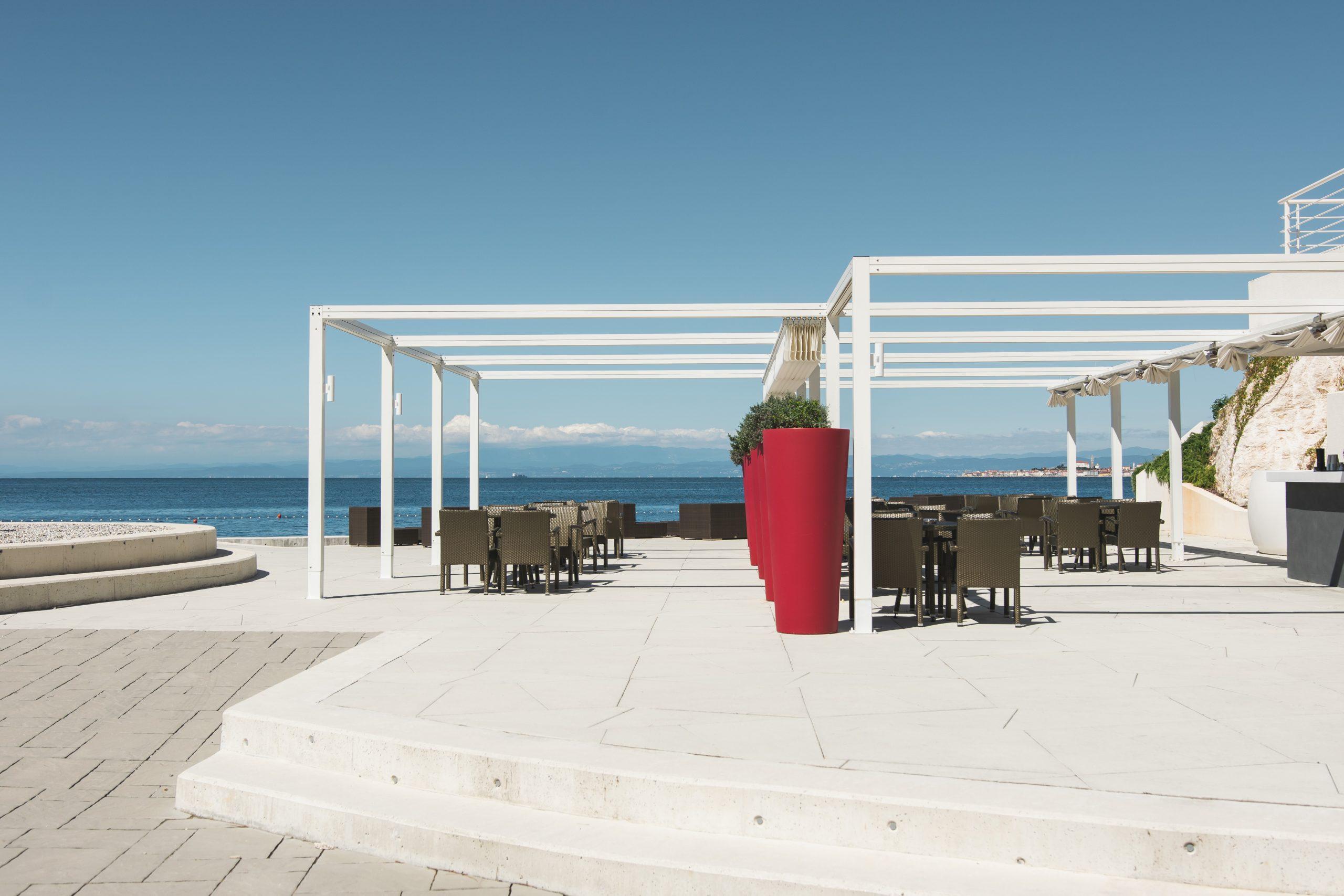 Beach Lounge Kroatien
