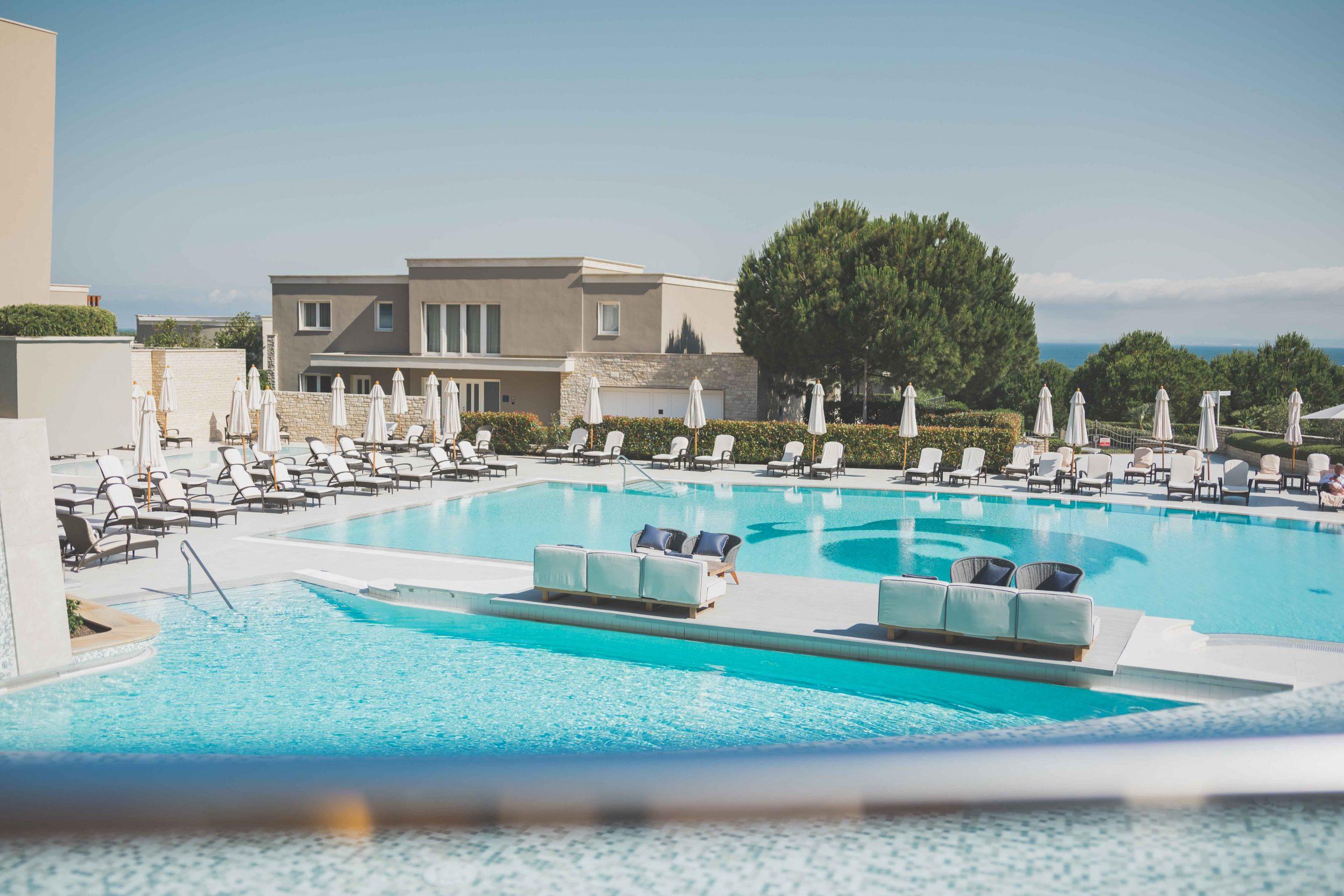 Pool Kempinski Adriatic