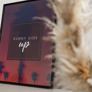 POSTER – SUNNY SIDE UP