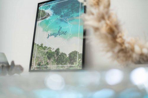 Create Sunshine Poster