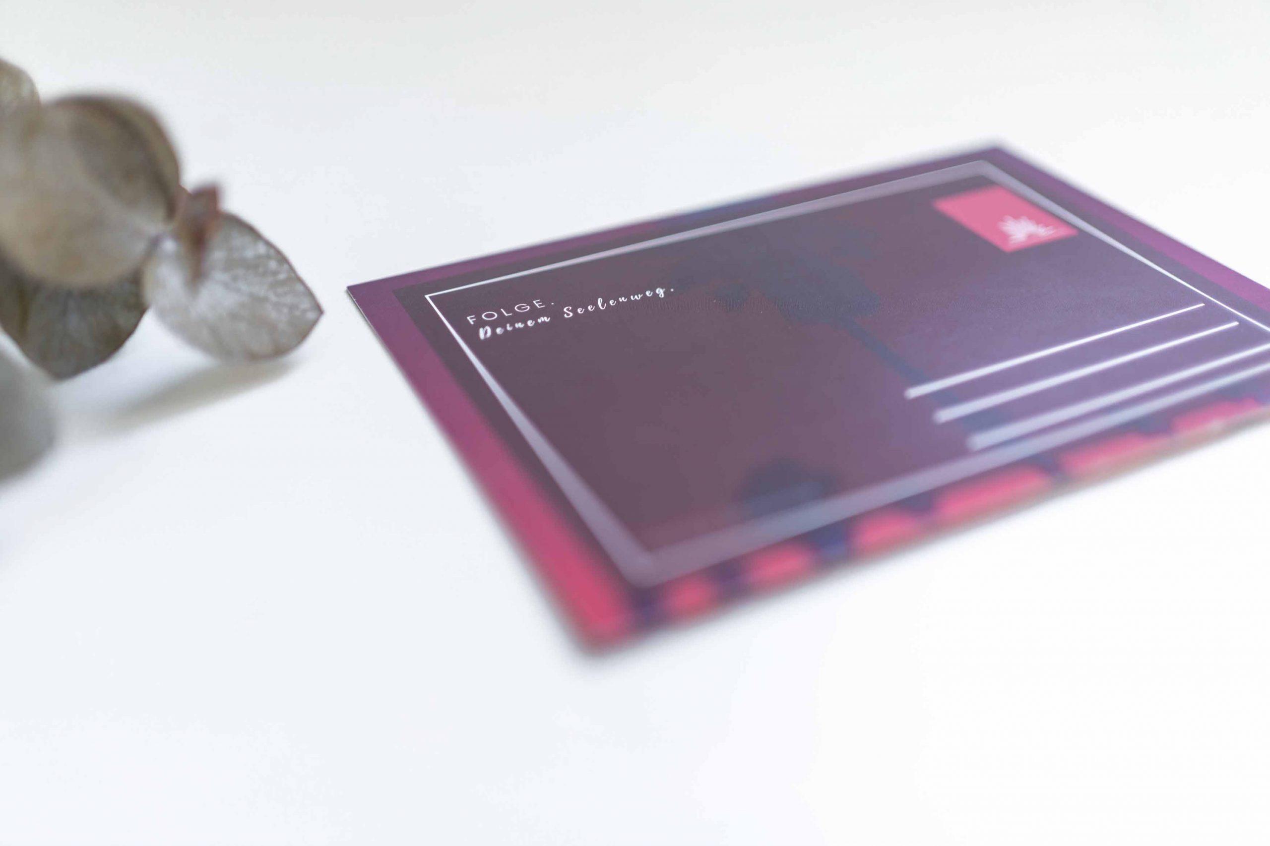 Postkarten Seelenweg