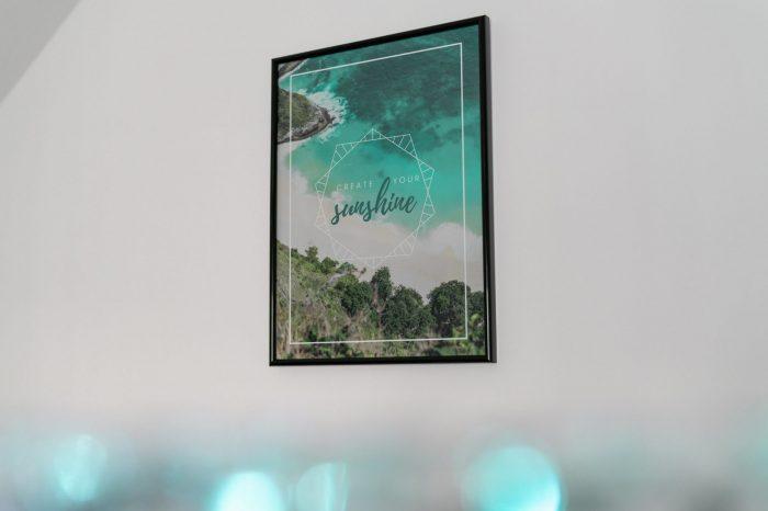 Poster Create Sunshine