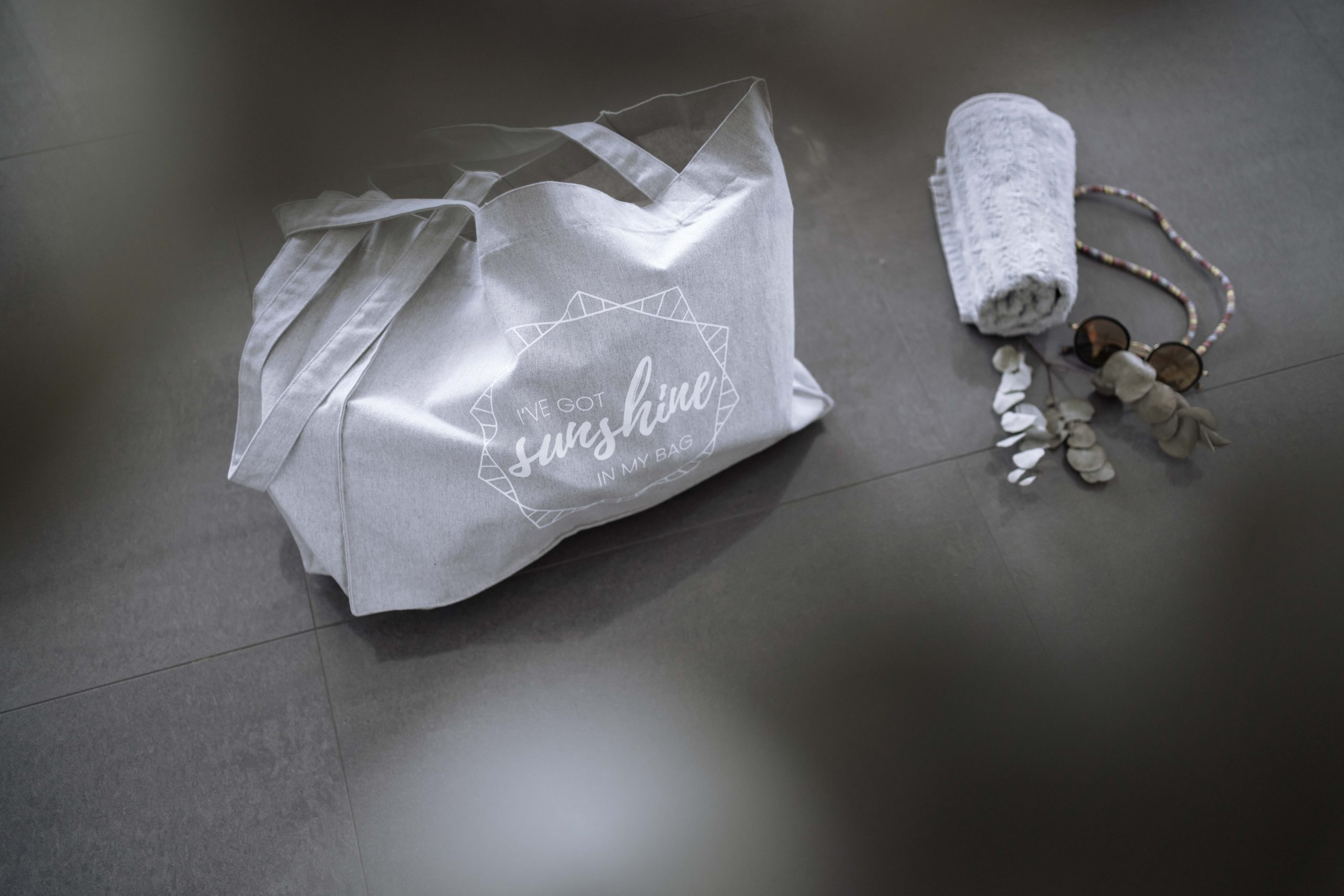 Umweltfreundliche Tasche