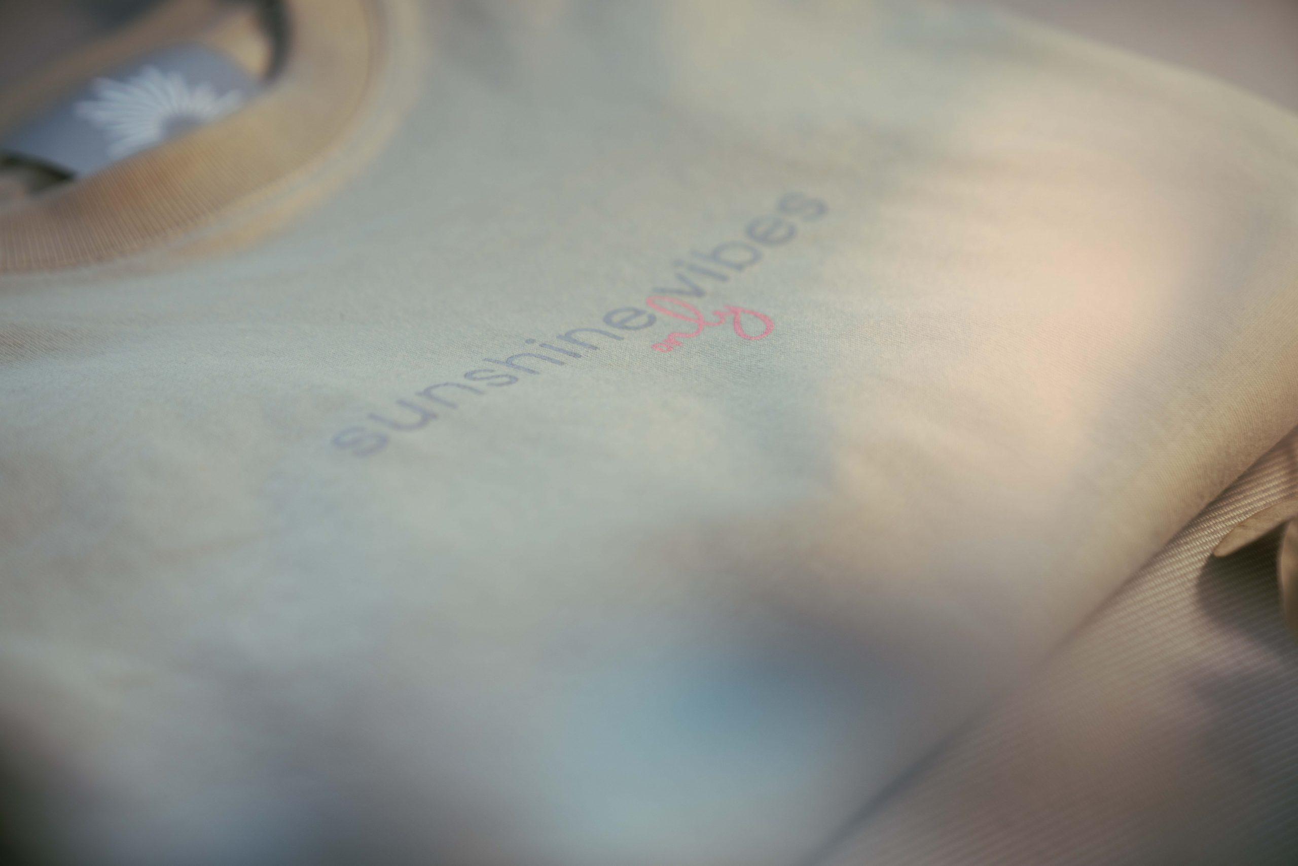 Bio-Baumwolle T-Shirt