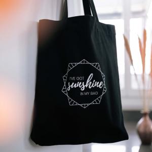 STOFFTASCHE – I'VE GOT SUNSHINE