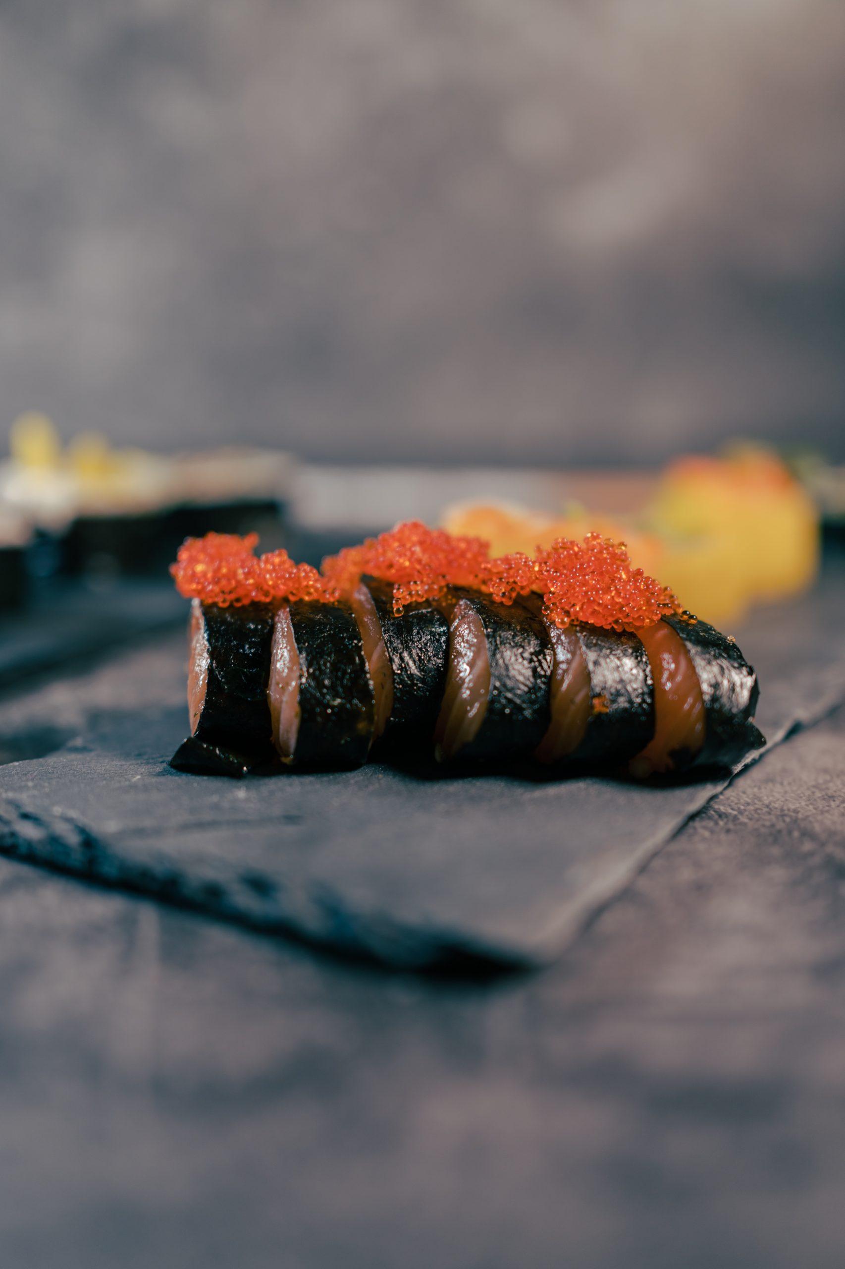 Sushi ohne Reis