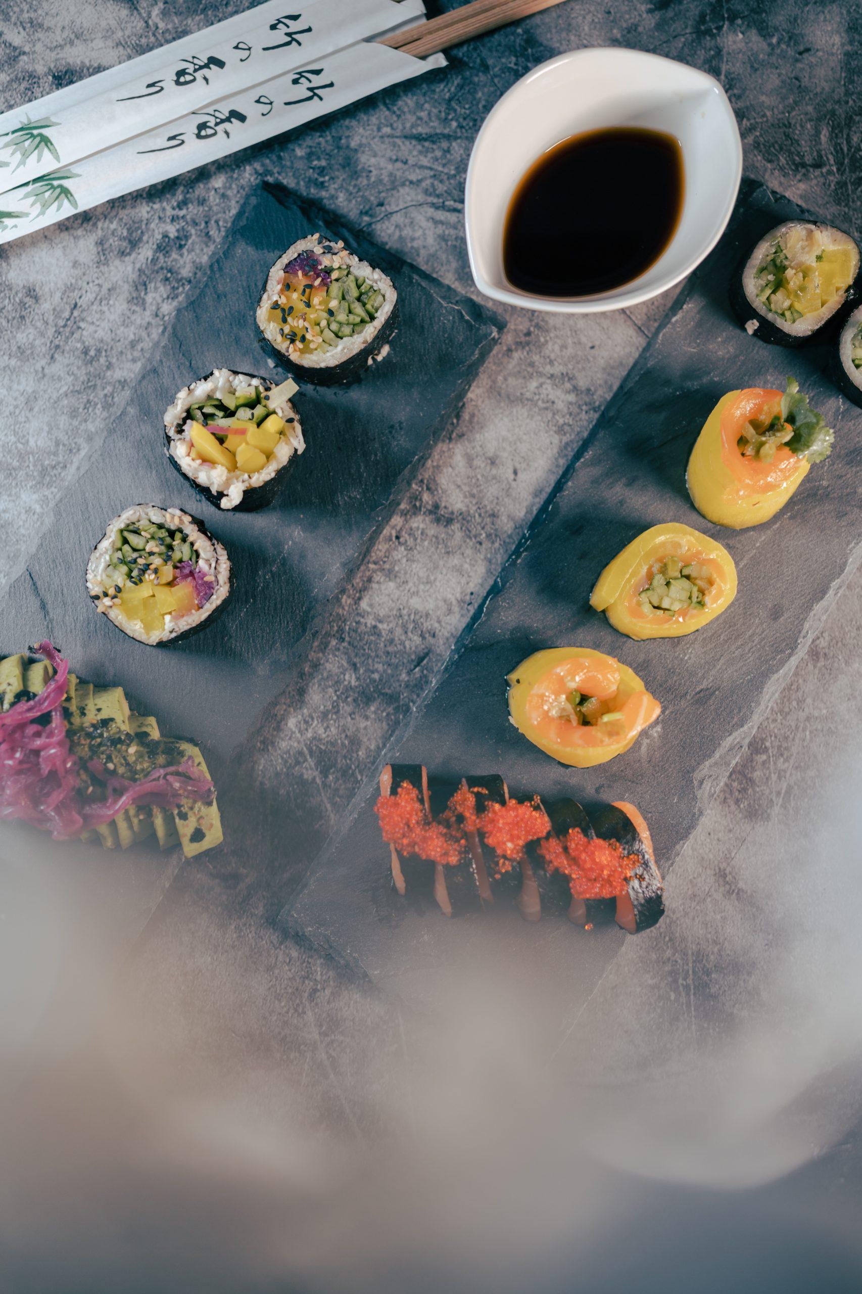 Sushi bestellen München