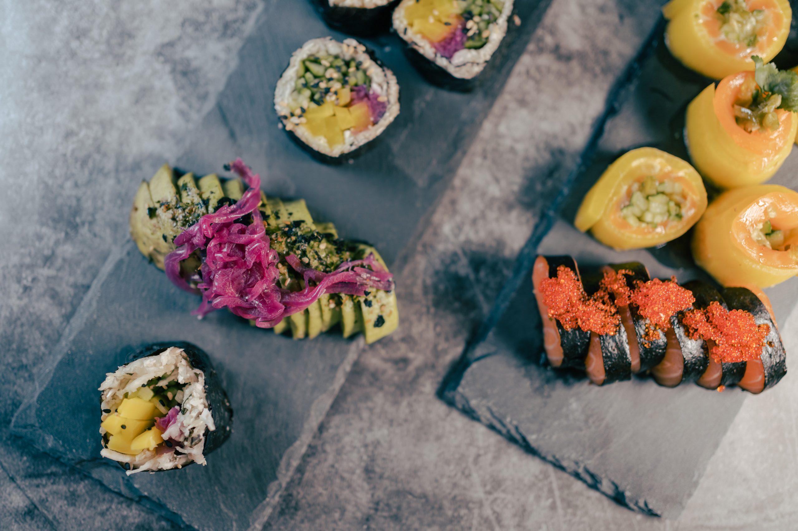 Low Carb Sushi München