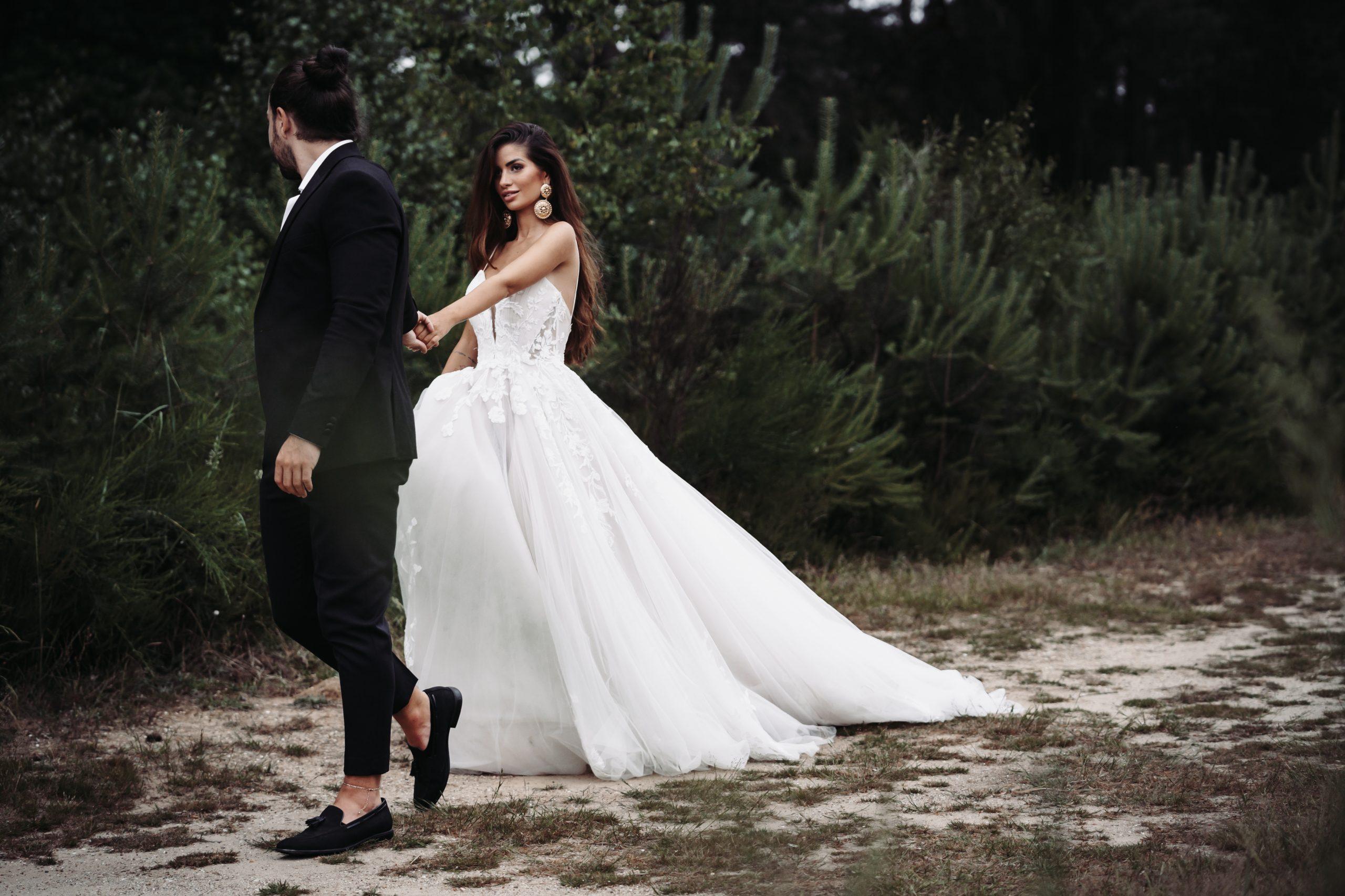 Hochzeitspaar Fotografie