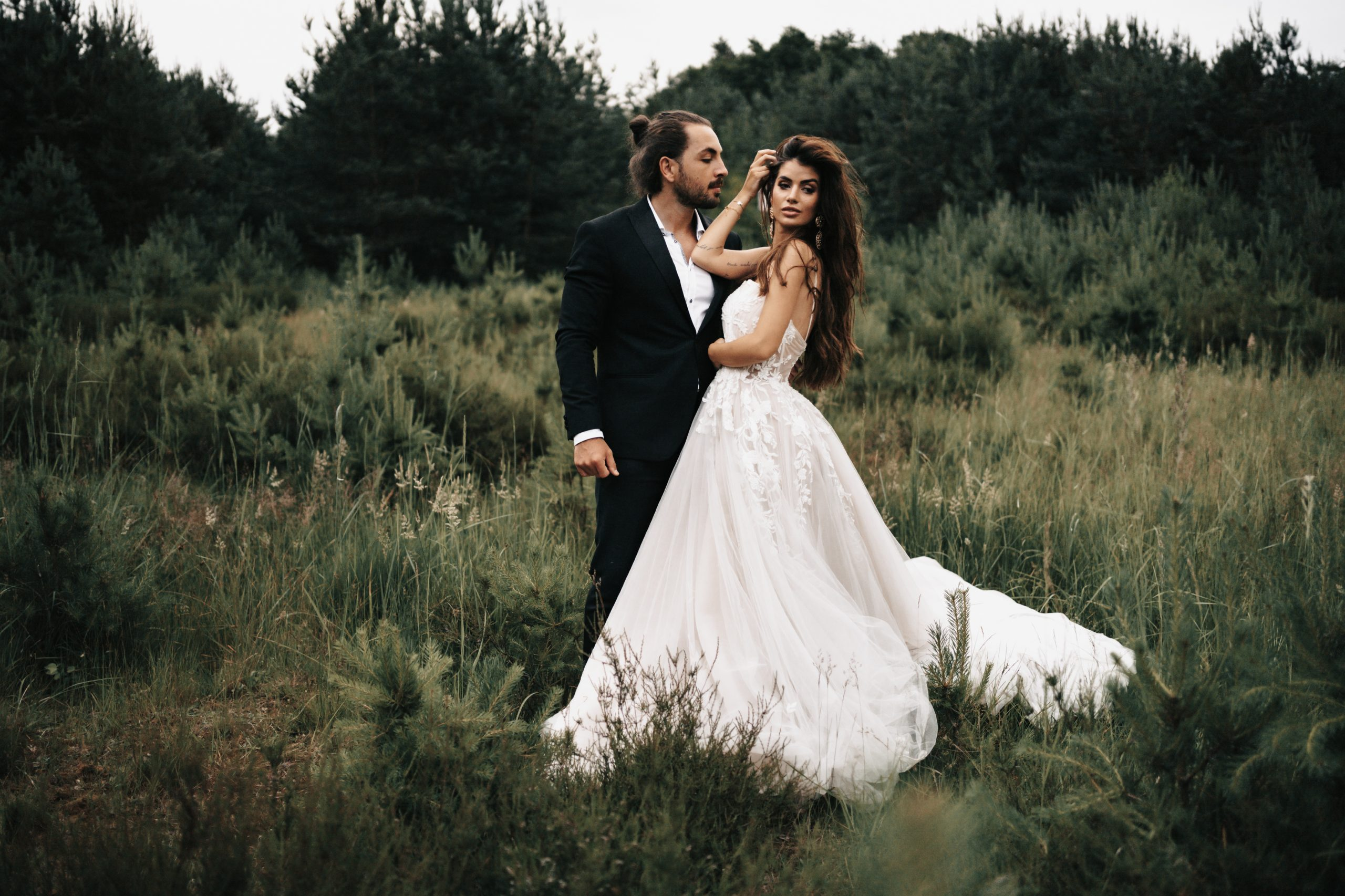 Brautpaar Shooting München