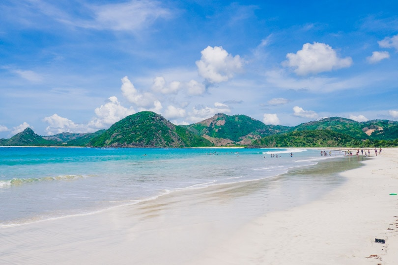Selong-Belanak Beach, Kuta, South Lombok