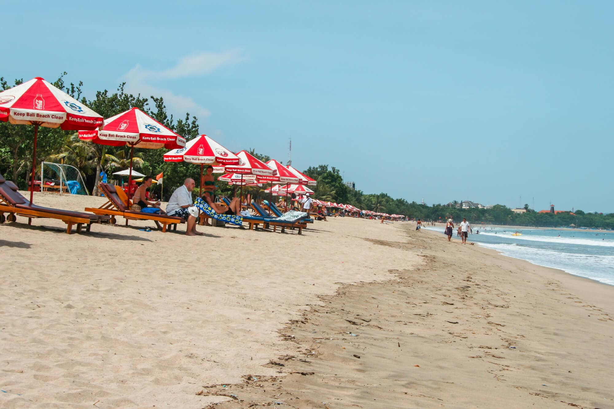 Where to stay in Bali: A complete guide to the different areas on the island - Kuta Beach