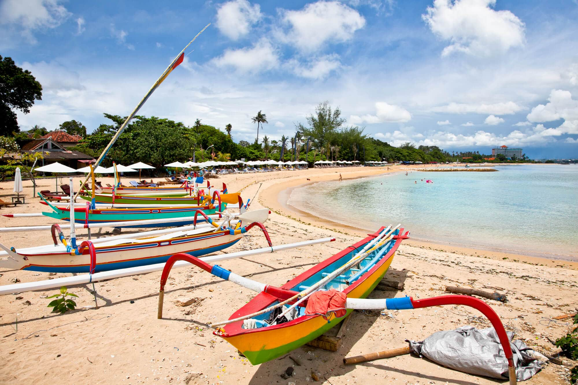 Where to stay in Bali: A complete guide to the different areas on the island - Sanur Beach