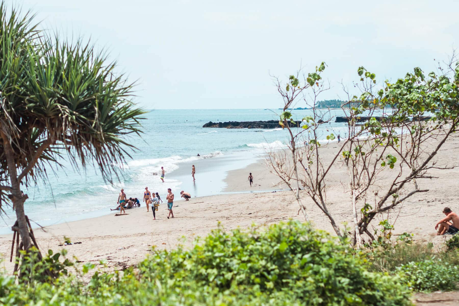 Where to stay in Bali: A complete guide to the different areas on the island - Batu Bolong Beach in Canggu